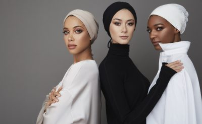 Haute Hijab's Melanie Elturk On The Brand's All New Underscarves