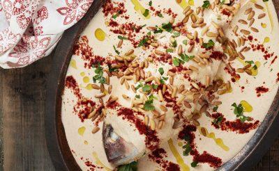 Joudie Kalla's Samakeh Harrah Recipe