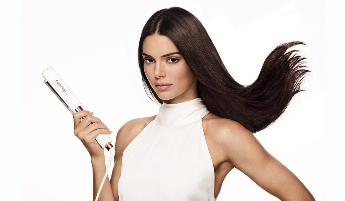 Kendall Jenner Fronts Formawell Beauty Campaign
