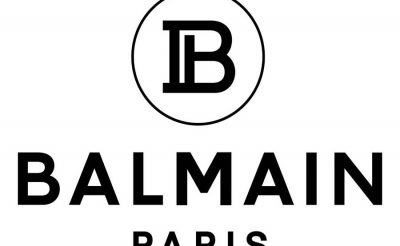 Balmain Unveils Its New Logo