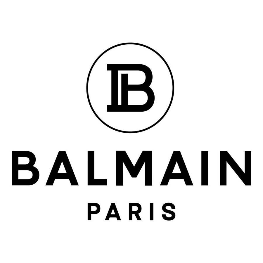 Balmain Unveils Its New Logo