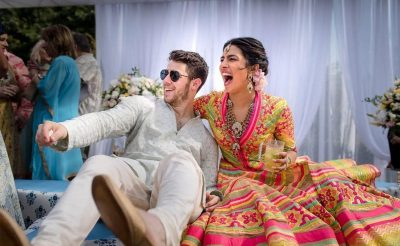 Inside Priyanka Chopra And Nick Jonas' Wedding