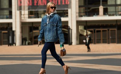 The Dos and Don'ts Of Rocking Double Denim