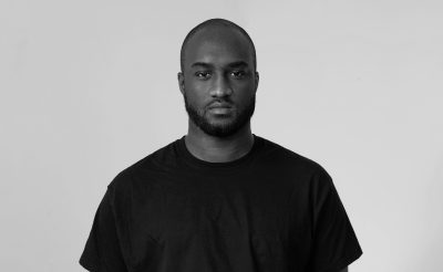 Virgil Abloh Joins Evian As Creative Adviser