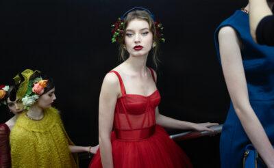 Dolce & Gabbana Milan Fashion Week Runway