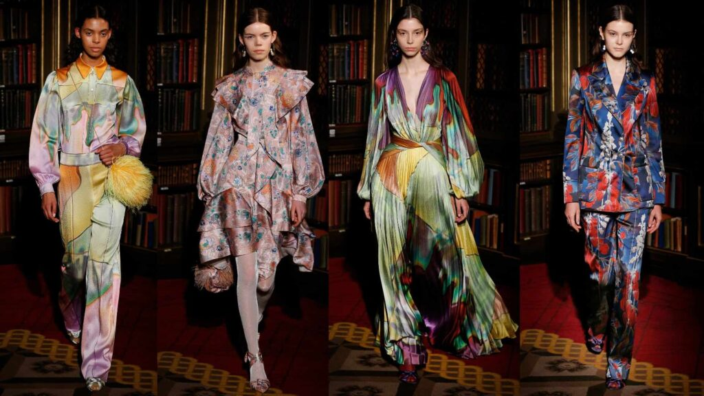 Peter Pilotto/London Fashion Week