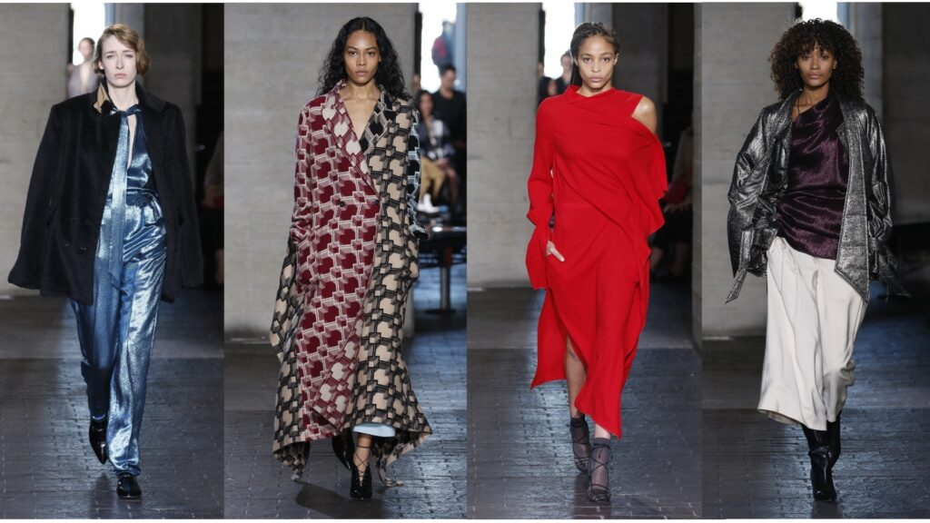 Roland Mouret/London Fashion Week