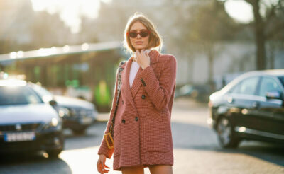 Street Style x Paris Fashion Week x Sunnies