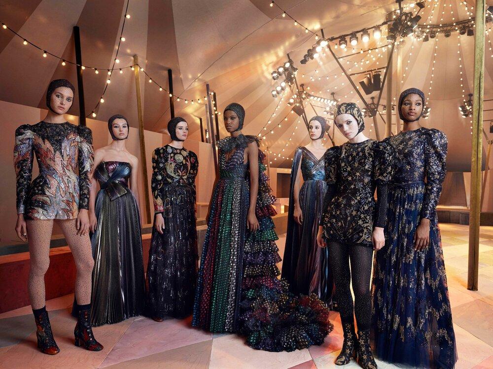 Dior's Dream Parade
