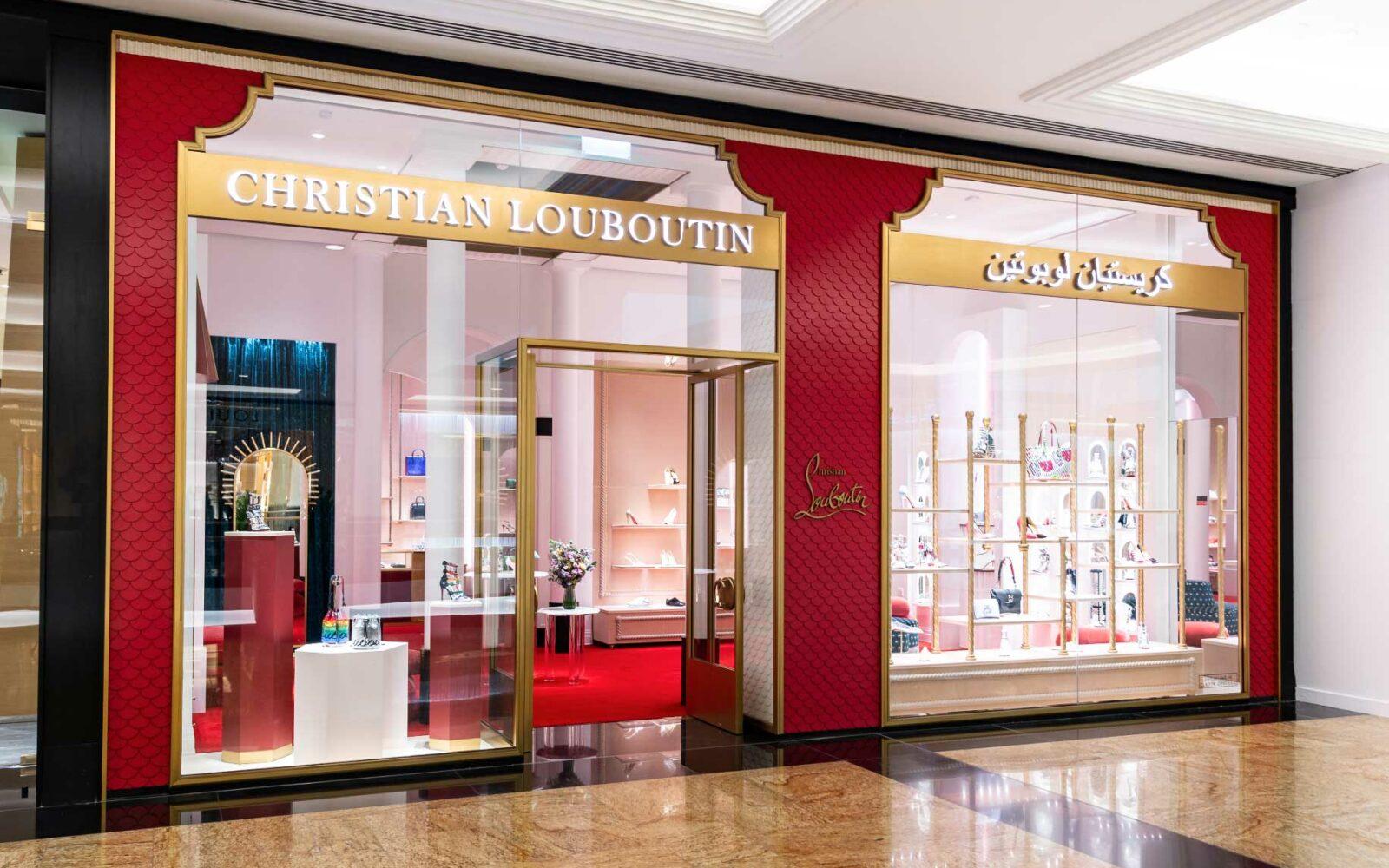 christian louboutin boutique