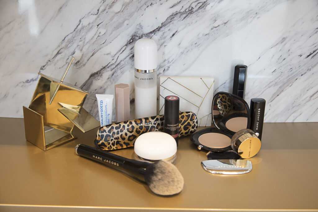 Rhea's beauty essentials