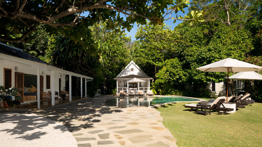 Airbnb Luxe's The Fleming Villa, Jamaica