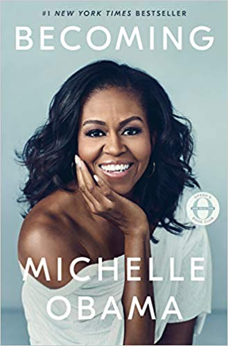 MOJEH Book Club: Becoming by Michelle Obama