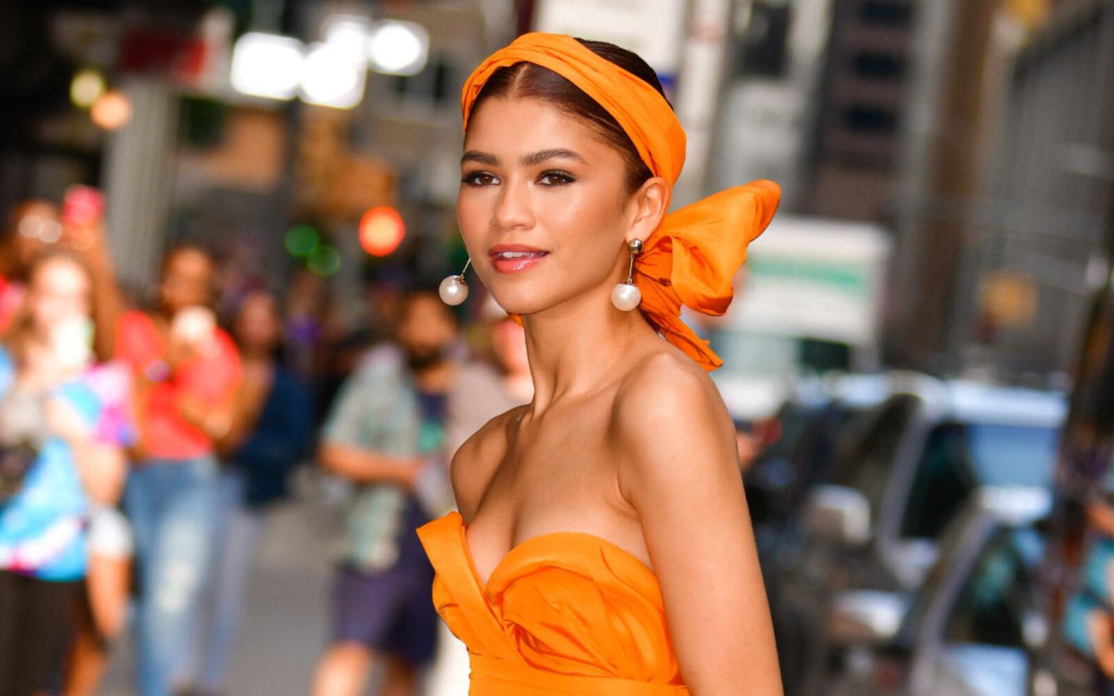 MOJEH Best Dressed - Zendaya in Carolina Herrera