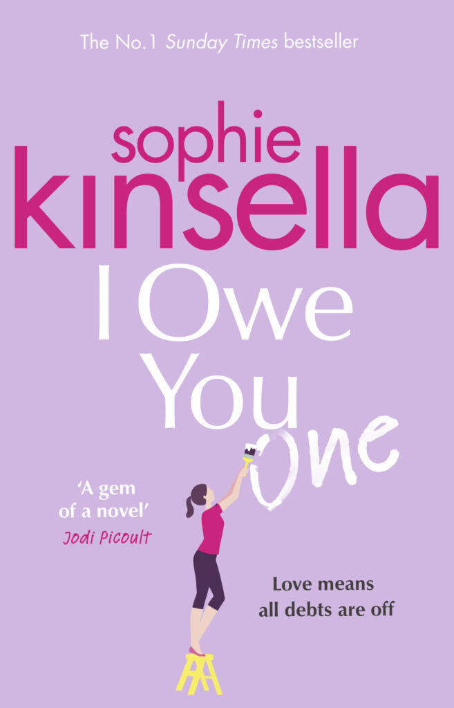 MOJEH Book Club: I Owe You One by Sophie Kinsella
