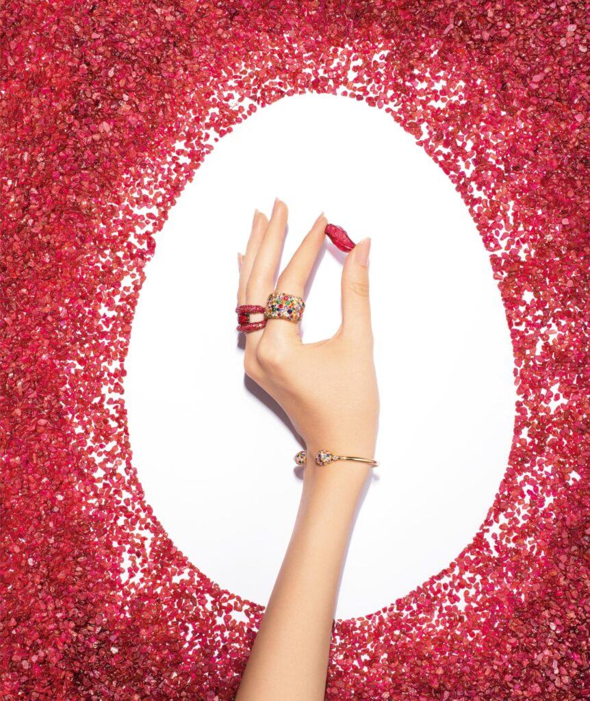 Ruby red jewel for July, Gemfields
