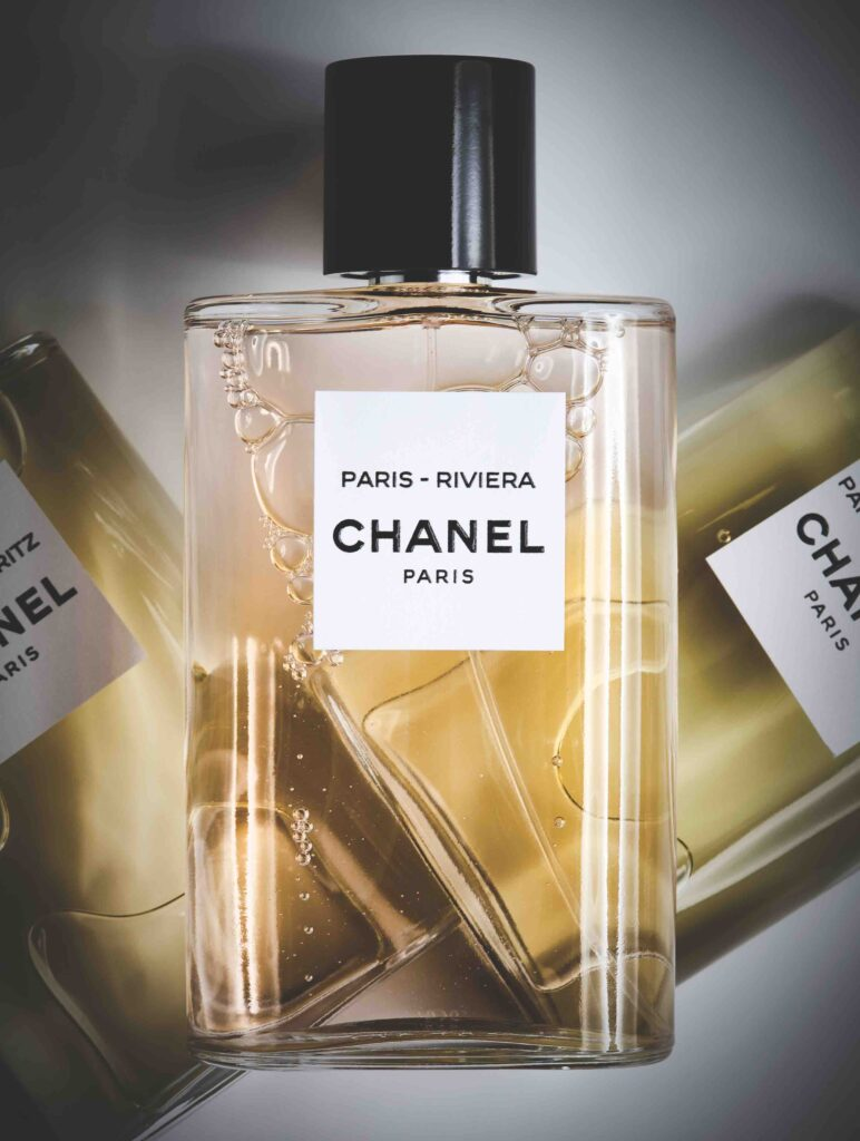 Paris-Riviera Eau de Toilette, Chanel