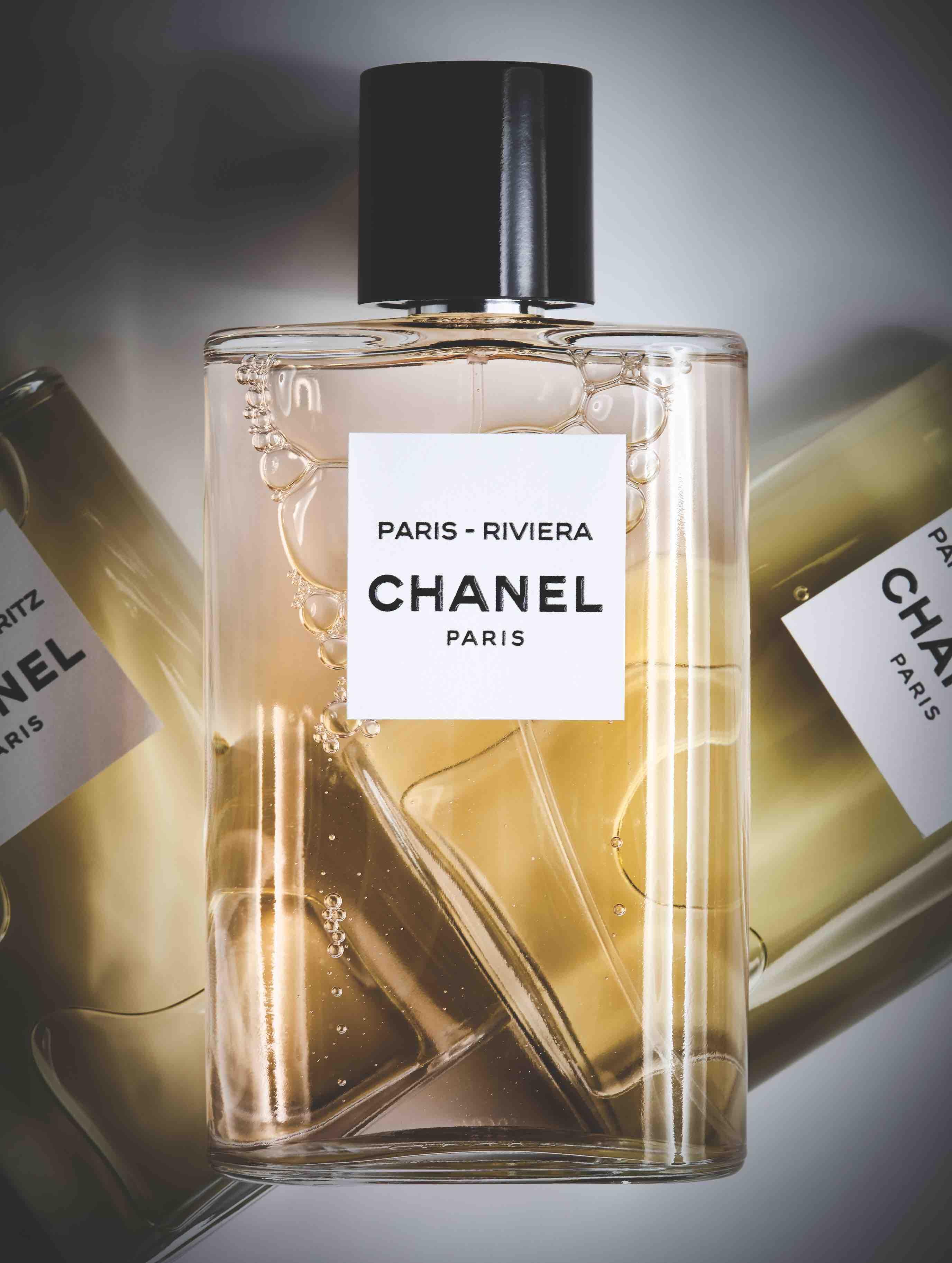 Paris-Riviera Eau de Toilette, Chanel