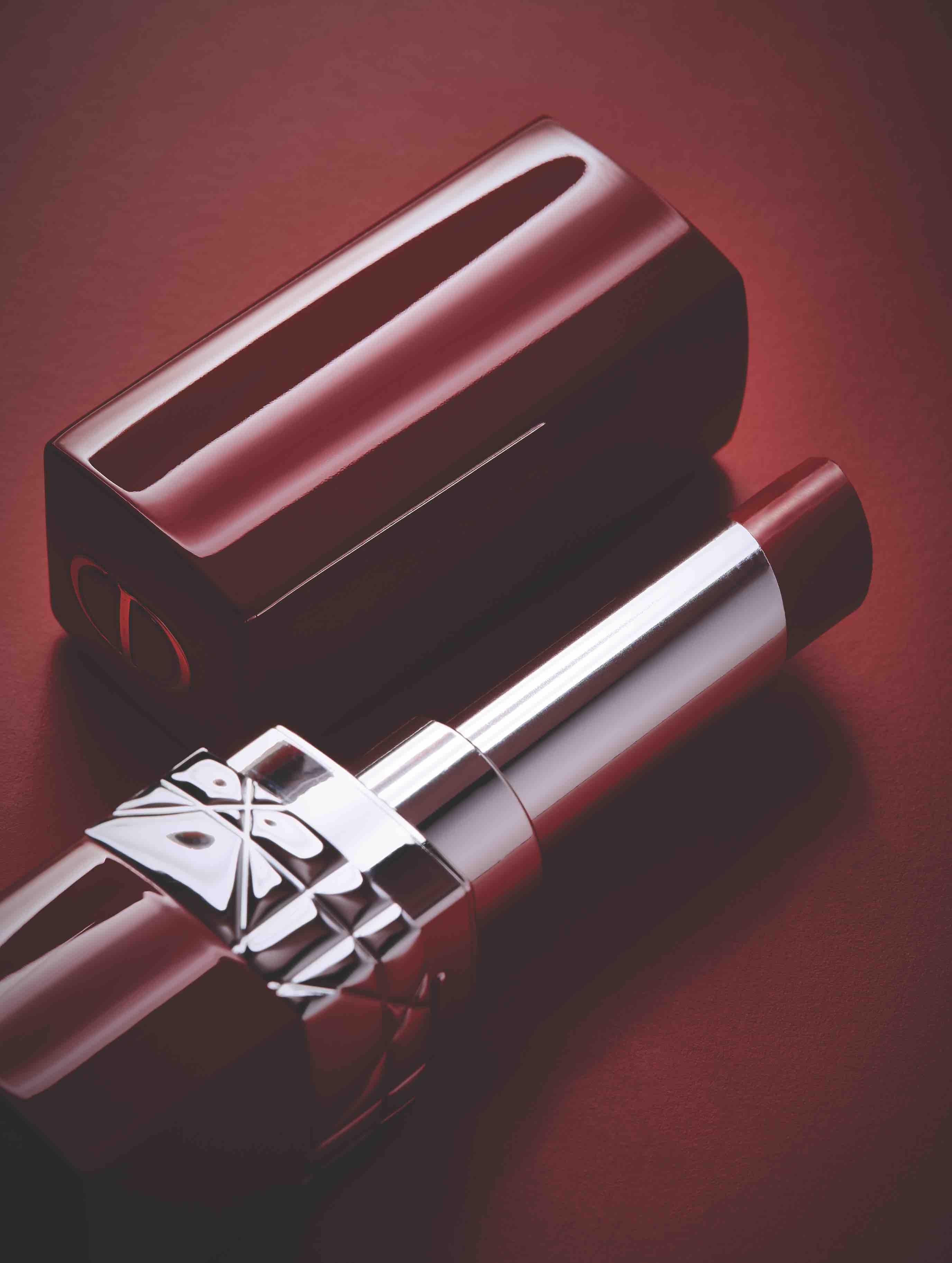 Rouge Dior Ultra Dior pigmented hydra lipstick in 99 Ultra Dior, Dior Beauty