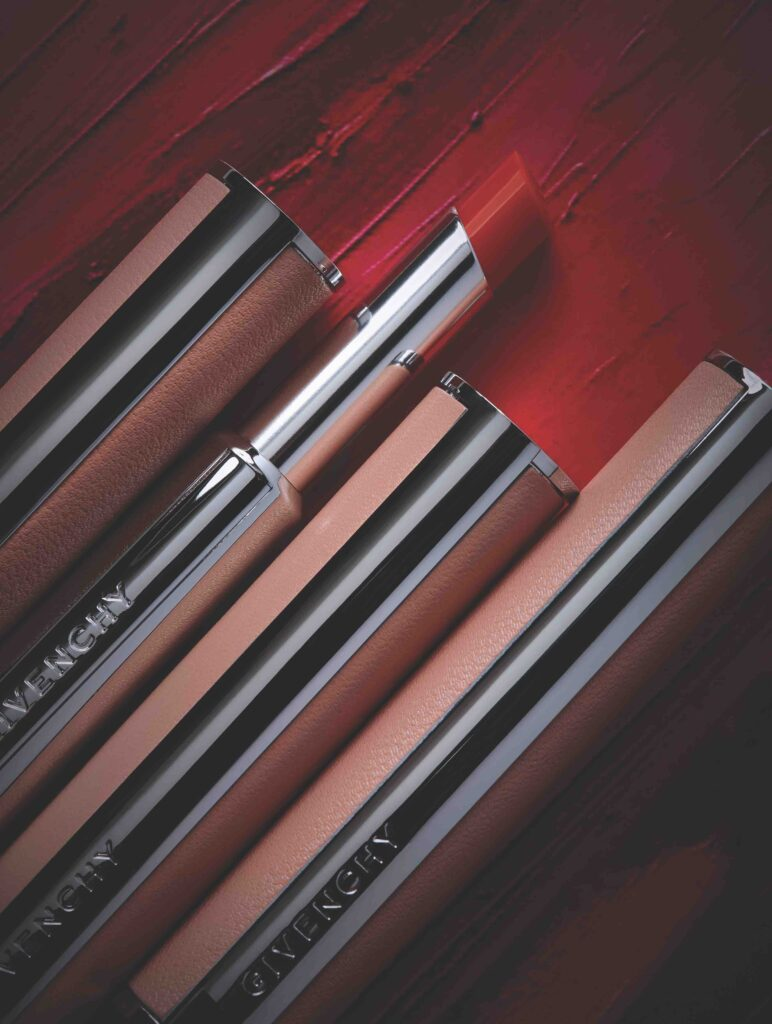 Le Rose Perfecto Beautifying Lip Balm in 303 Warming Red, Givenchy Beauty
