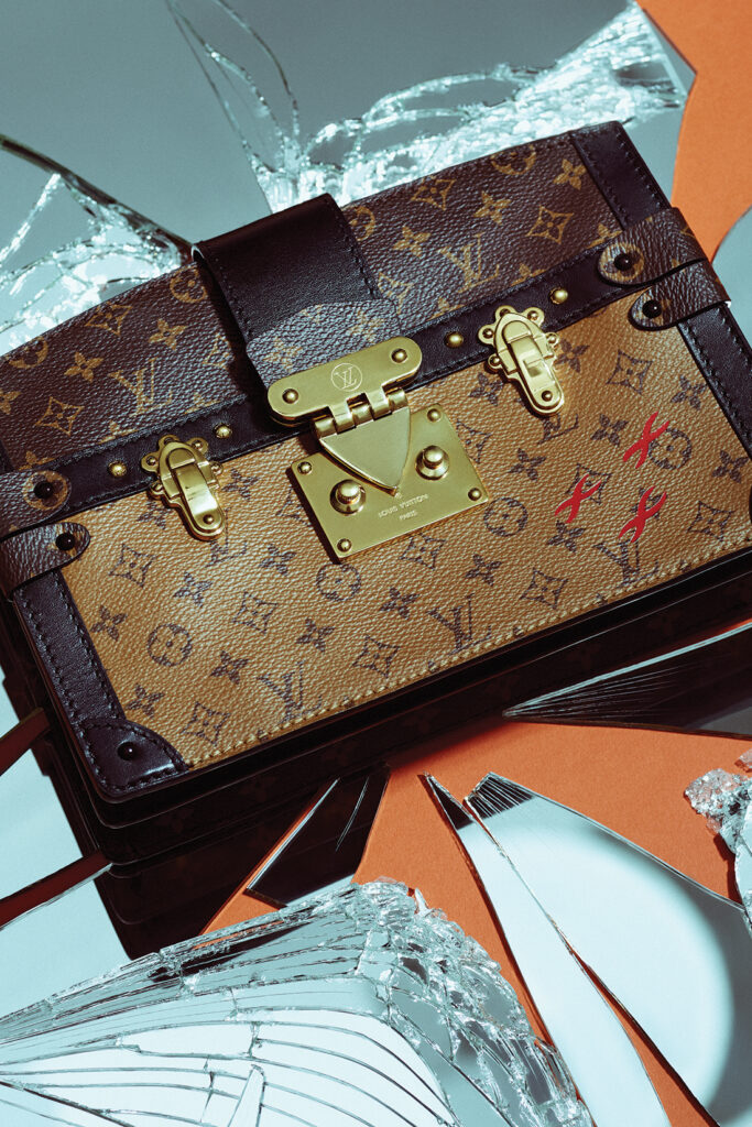 Clutch Trunk Monogram, Louis Vuitton