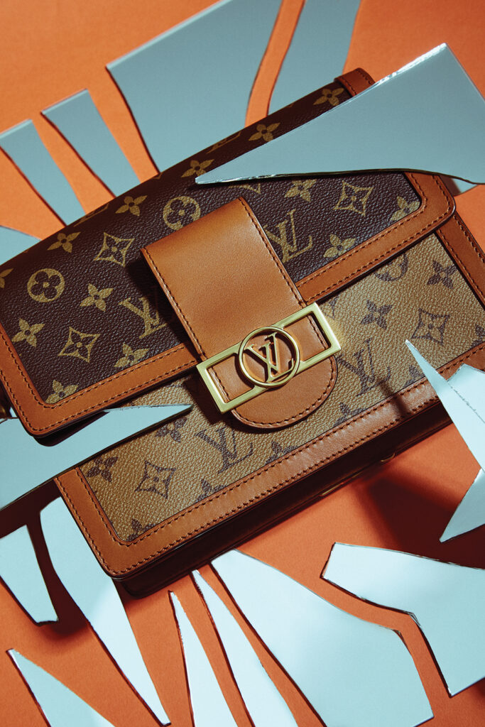 Dauphine Monogram bag, Louis Vuitton