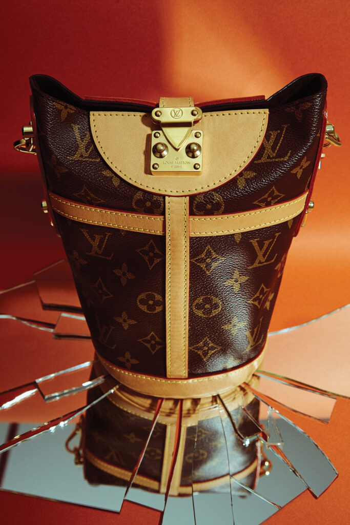 Duffle bag Monogram, Louis Vuitton