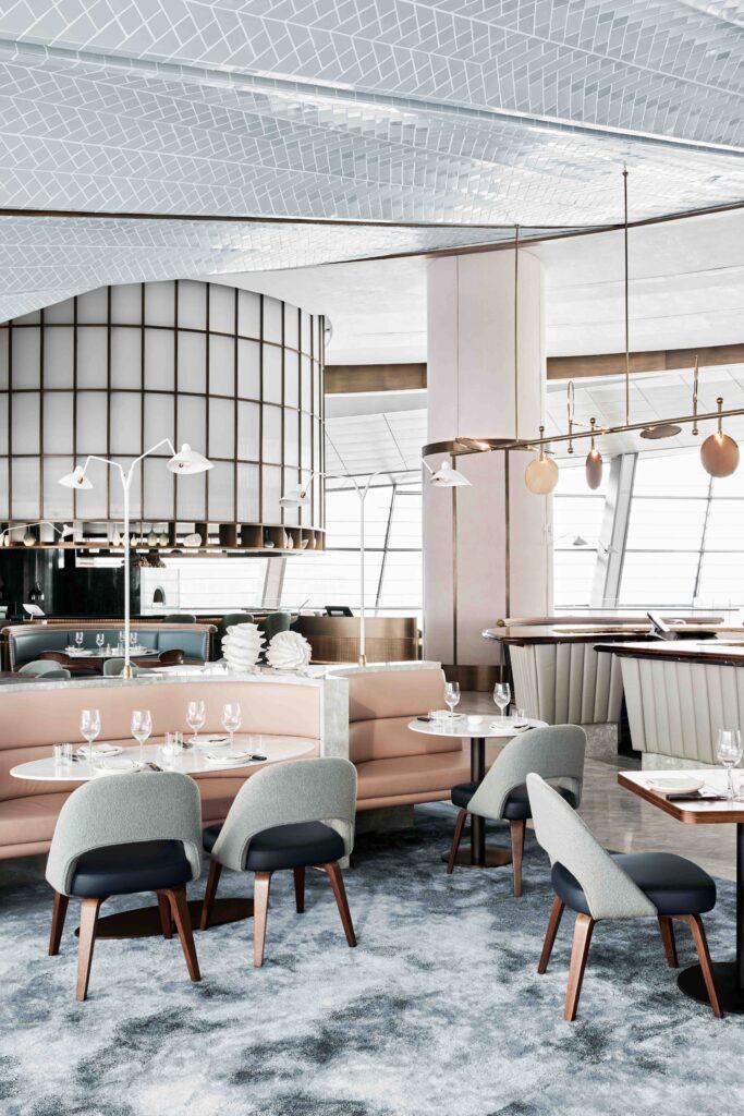 The Loft restaurant at Dubai Opera
