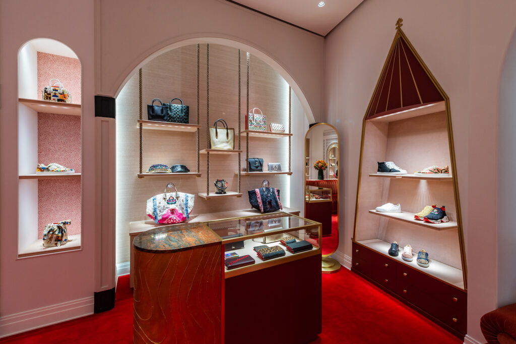 Christain Louboutin shop