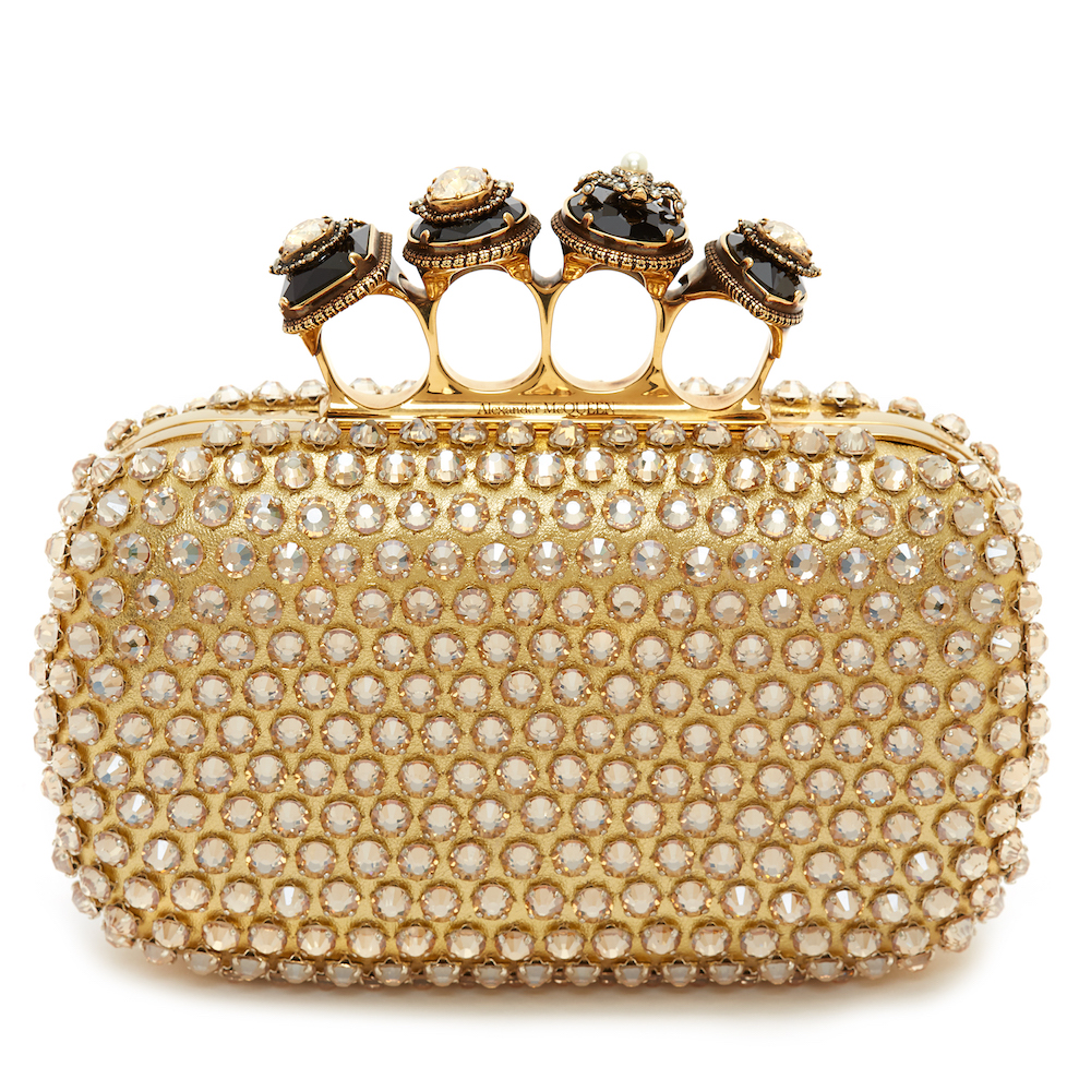 Dubai Exclusive Spider Clutch with Crystals