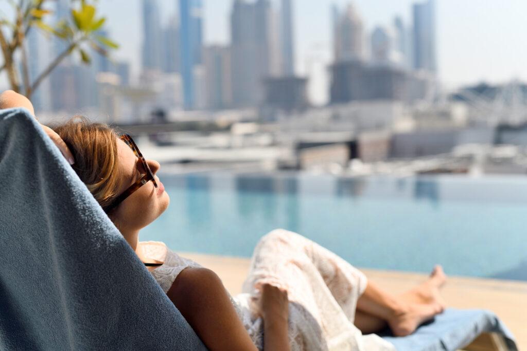 La Ville Hotel & Suites spa