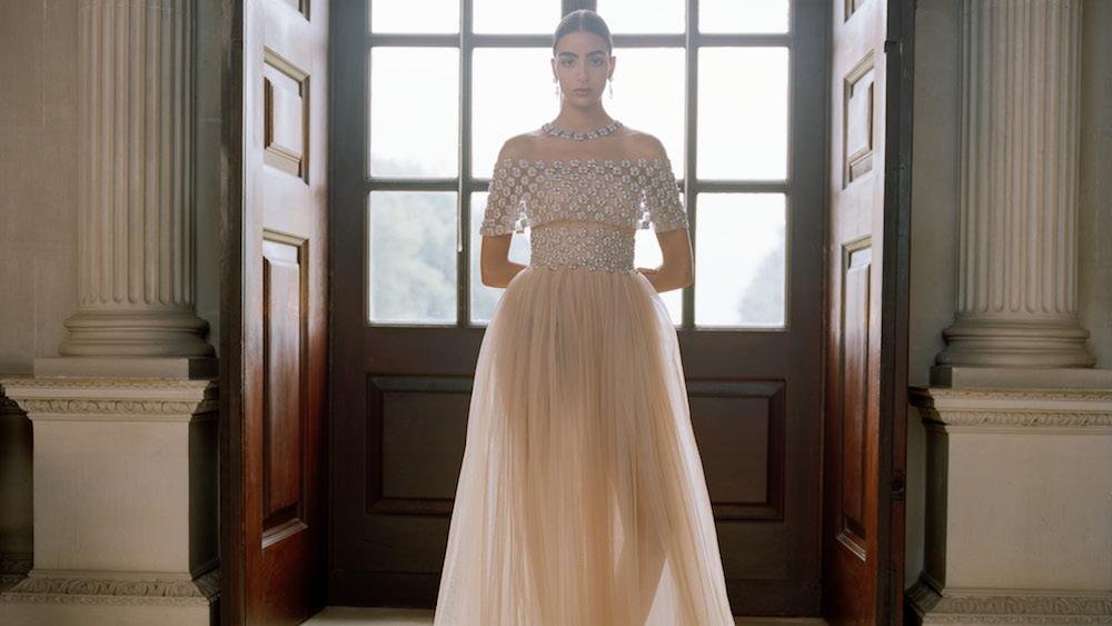 Eveningwear Edit: Nora Attal in Reem Acra