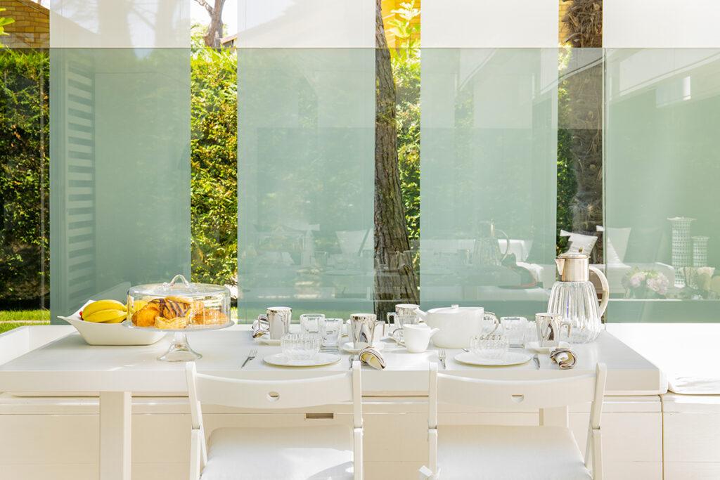 Elisabetta Franchi dining room