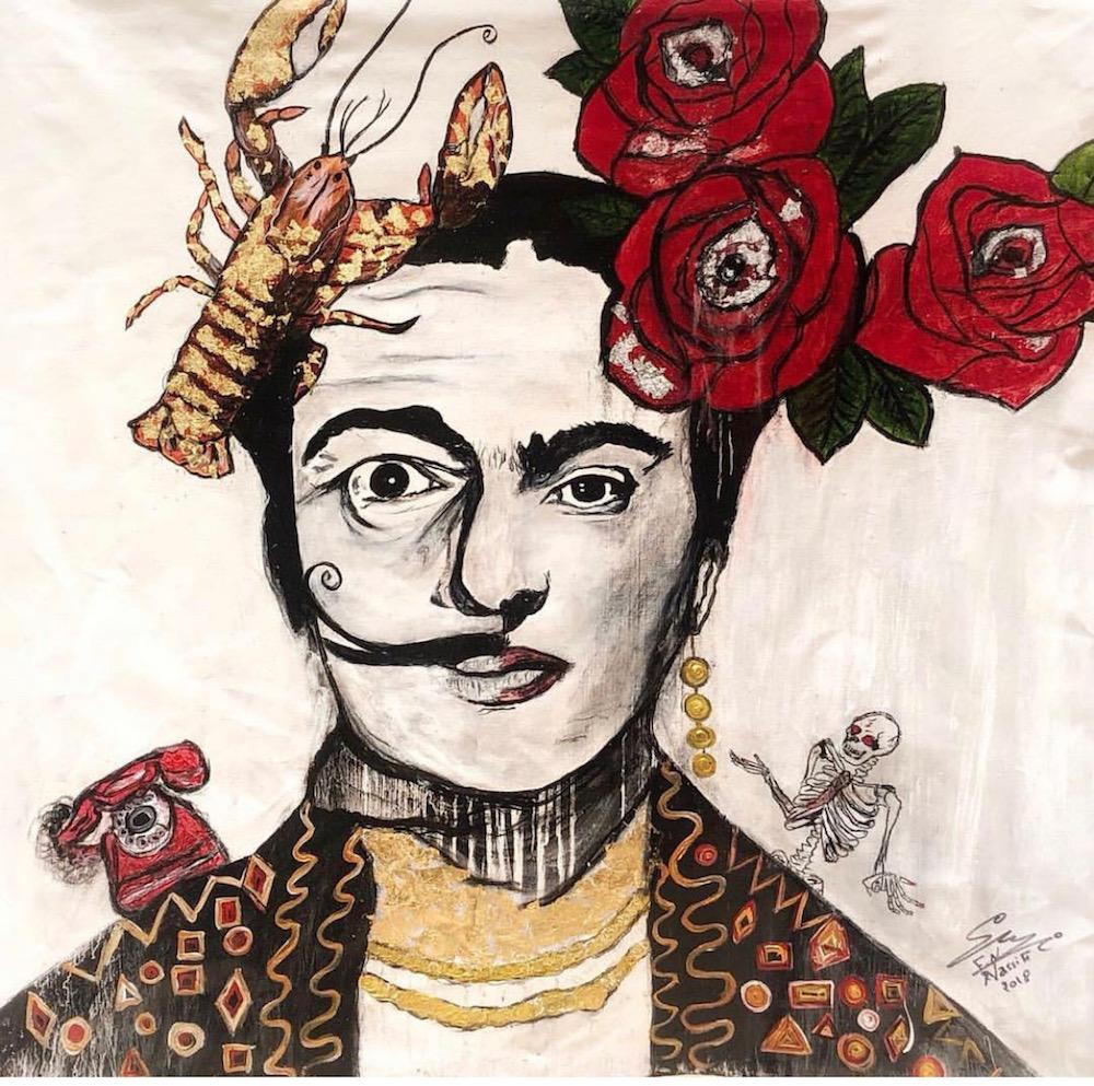 artwork by Suzi Fadel Nassif