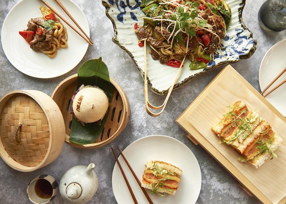 Netsu Weekend Lunch