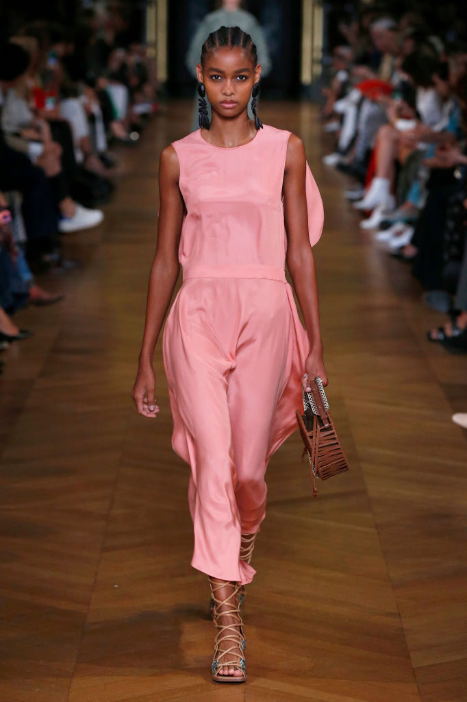 Stella McCartney SS20 runway image