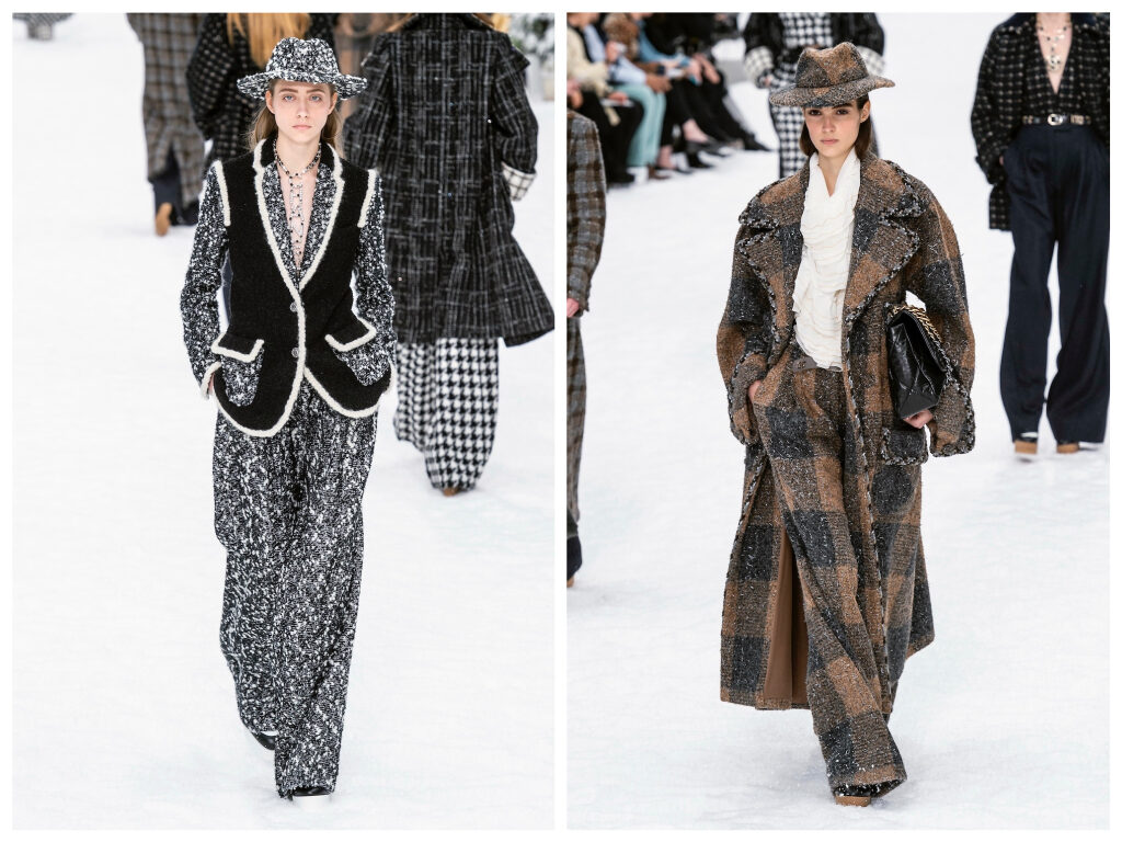 Chanel runway collection