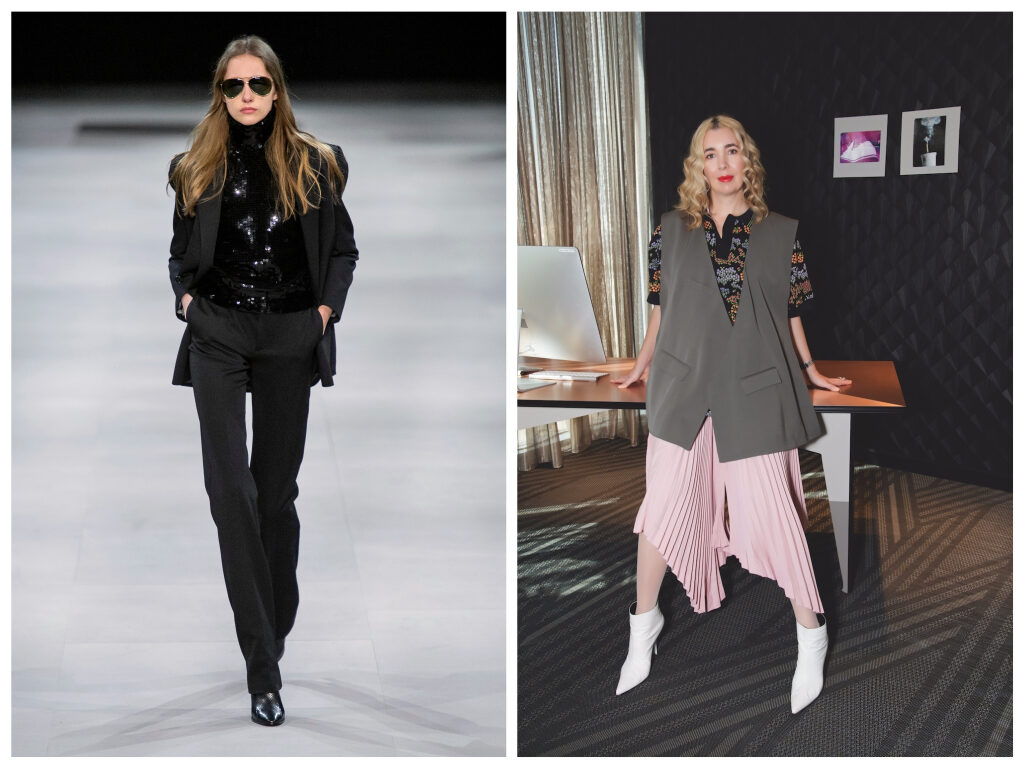 New Celine AW19 and Isabel Pintado