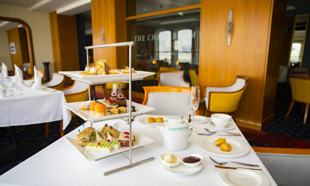 best afternoon tea The Chart Room