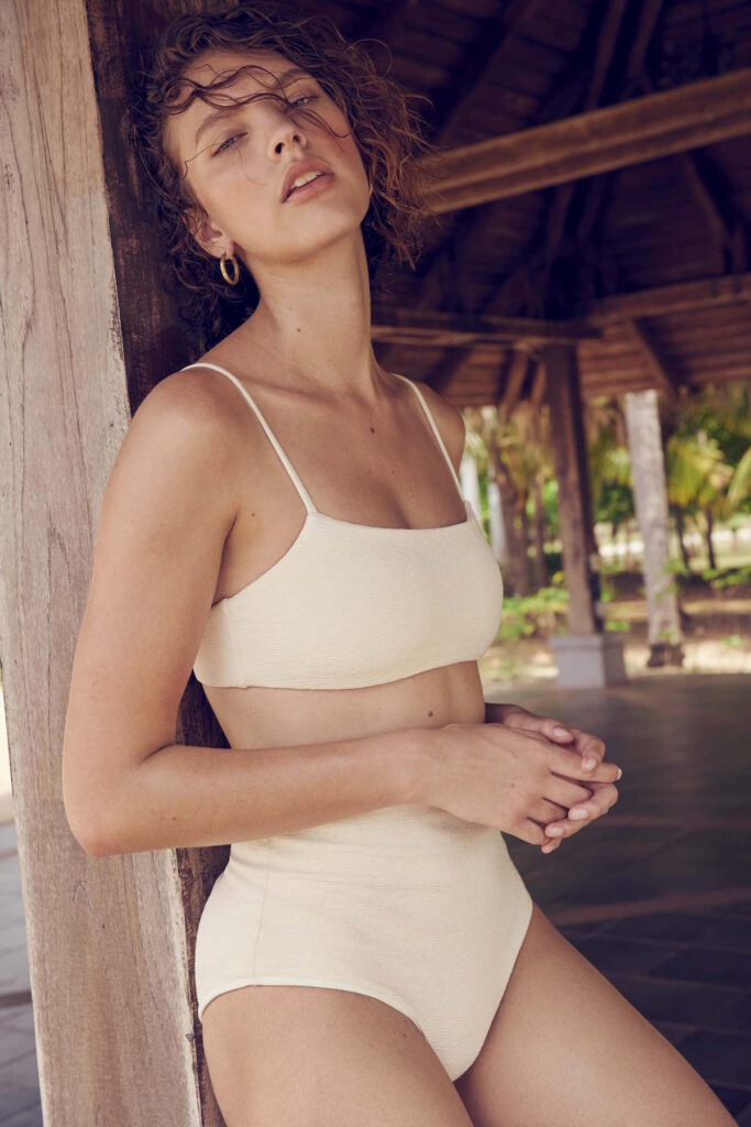 sustainable swimwear in dubai