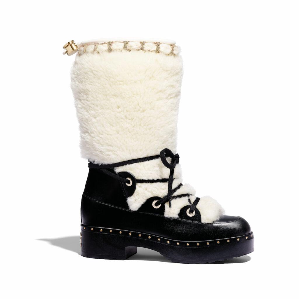 ski fashion boots