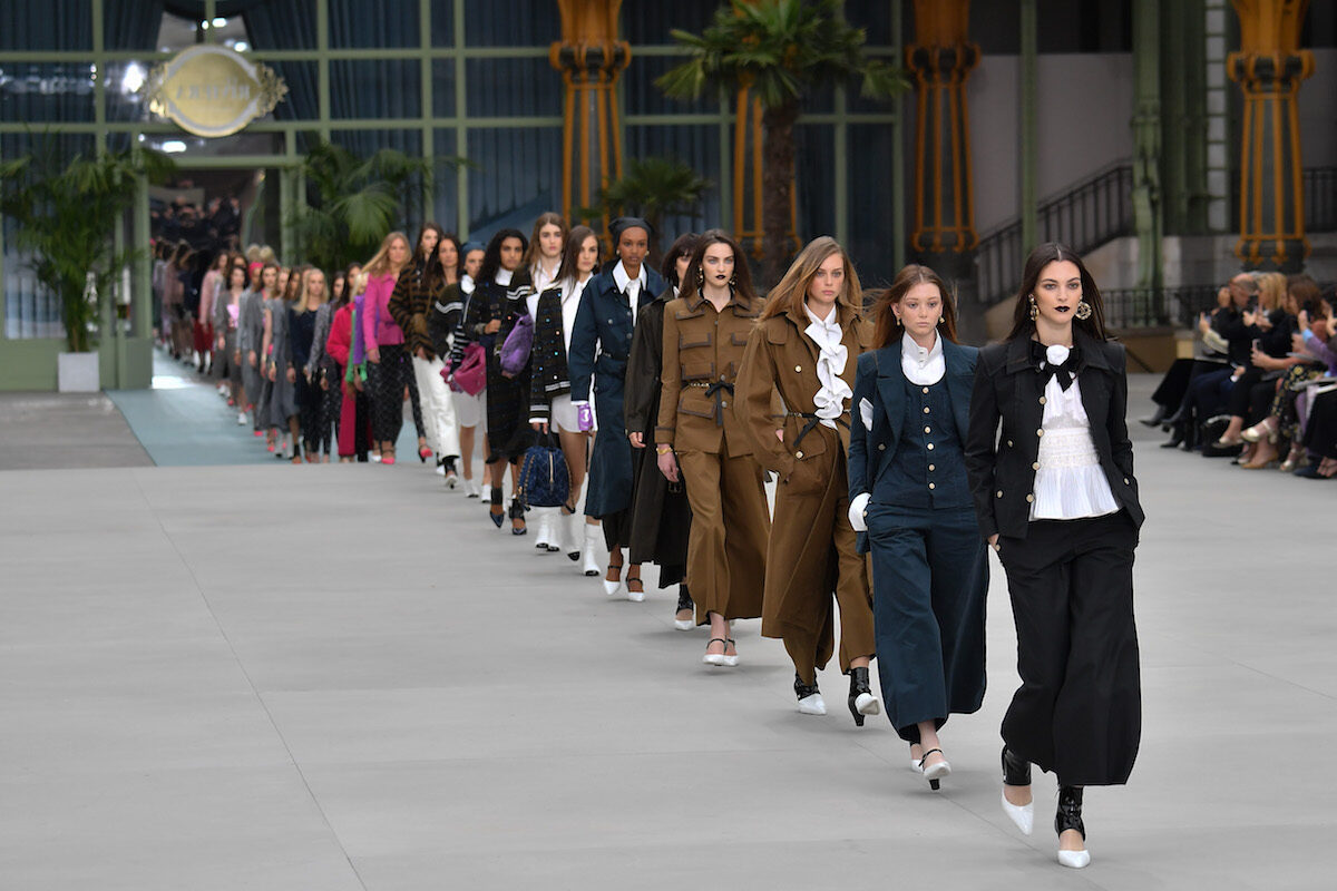Chanel Cruise Collection 2020