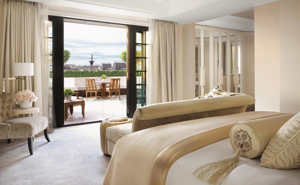 Hamilton Penthouse bedroom