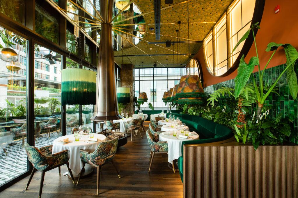 Best Restaurants in Dubai - Amazonico