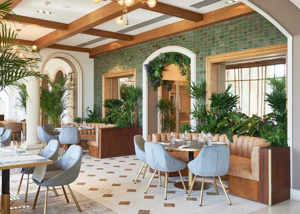 Best Restaurants in Dubai - Nassau