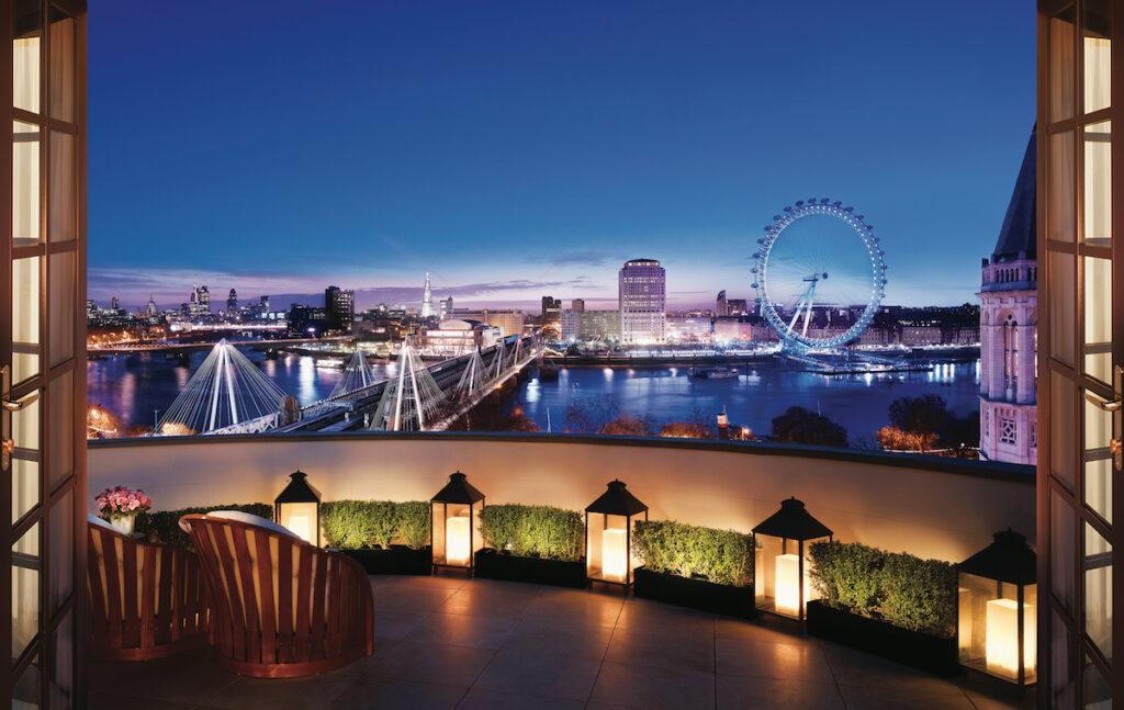 Royal Penthouse at Corinthia Hotel London