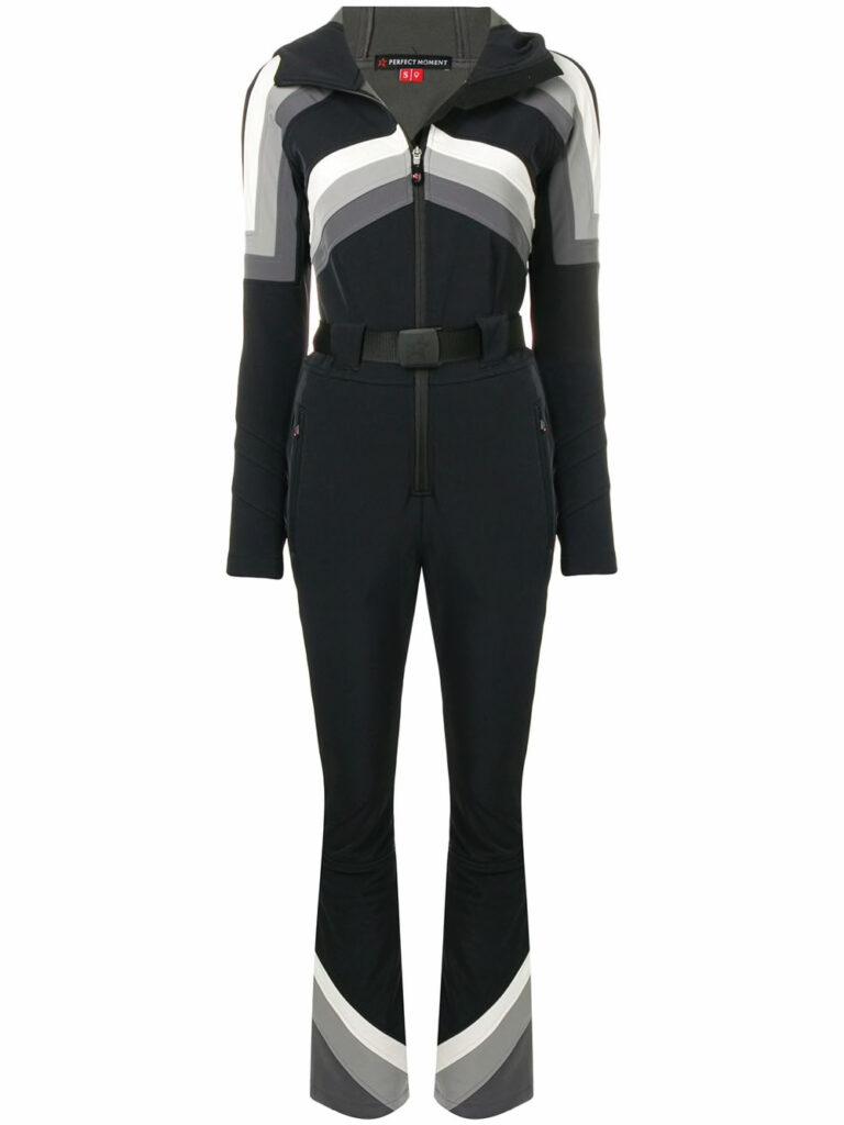 ski fashion suit
