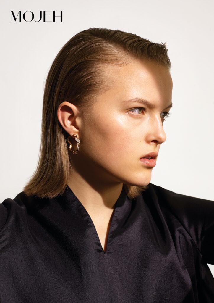 Archi Dior Diorama earrings