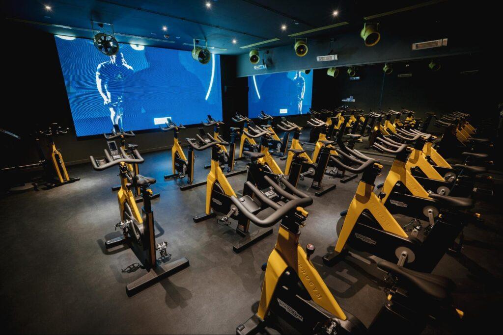 fitness centre dubai