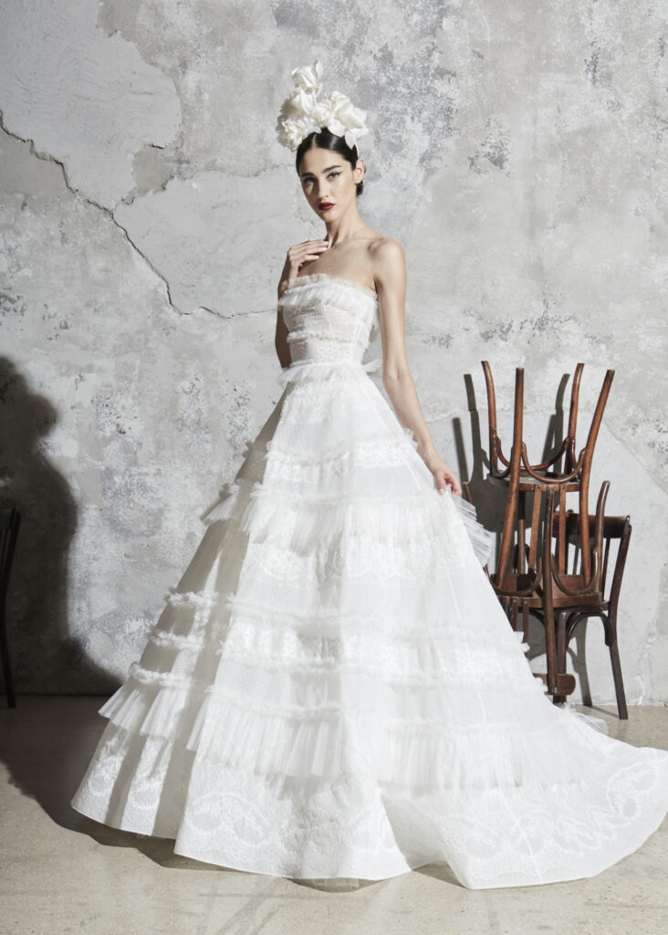 ss20 bridal trends
